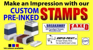 Pre Ink Stamps